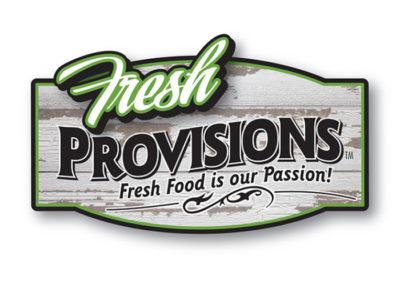 Fresh Provisions logo