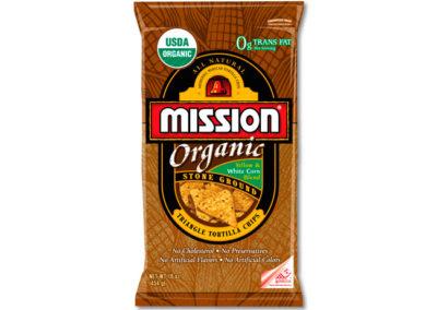 Mission Organic chips
